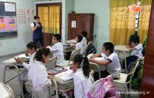 Las clases comiezan el 1 de febrero